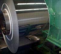 precision stainless steel coils