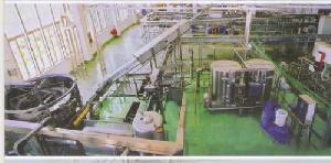 canning filling seaming pasteurization machines beer beverages