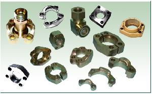 hydraulic flanges sae socket weld din 2353 split
