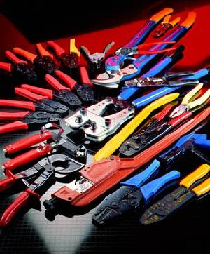cable cutters hand tools hydraulic electronic