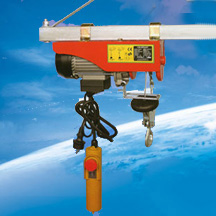 electric hoist wire rope mini
