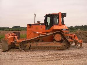 caterpillar dozer d6m mp lgp build 2000 10 000hrs condition