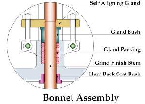 globe valve manufacturer gujarat india bolted bonnet rising stem supplier stockist
