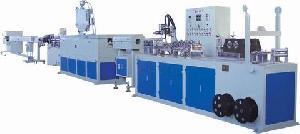 argon arc face ultrasonic jagged welding al plastic composite pipe plastics machinery