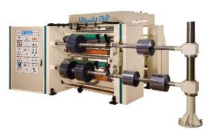 slitting rewinding machine overhead path