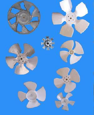 plastic fan refrigerator