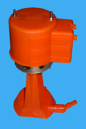 pump coolant