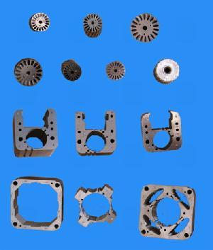 shade pole motor spare stacker rotor stator