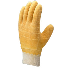 rubber coated gloves rough finish ma 3116