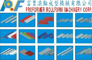 roll forming amchine proformer