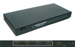 hdmi v1 3 splitter 1 4