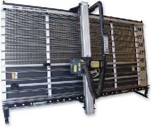 aluminum composite panel vertical cutting machine