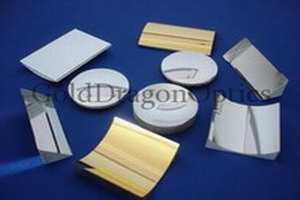 optical coating ge windows znse lenses si