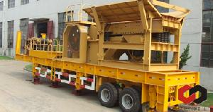 supereminent mobile crusher plant