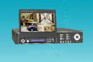 dvr digital video recorder lcd display sd045 kingpigeon