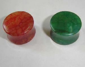 dyed jade beads