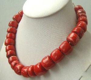 tibet handmade coral necklace