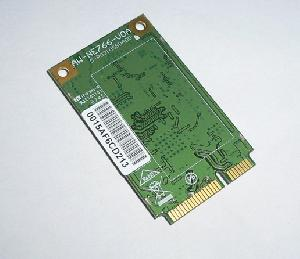 2t3r Modes Minipci-e Wireless Lan 802.11n Configurable Ieee802.11 B / G / N