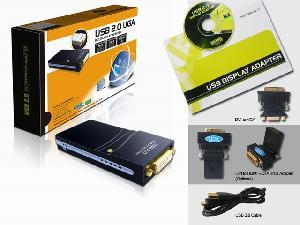 usb 2 0 graphic adapter dvi vga hdmi resolutions up 1280x1024 1400x1050 32 bit