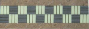 luminescent tiles border outdoor indoor ceramics porcelain luminous tile
