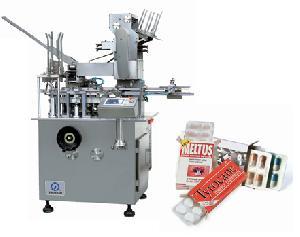 hdz 65f cartoning machine
