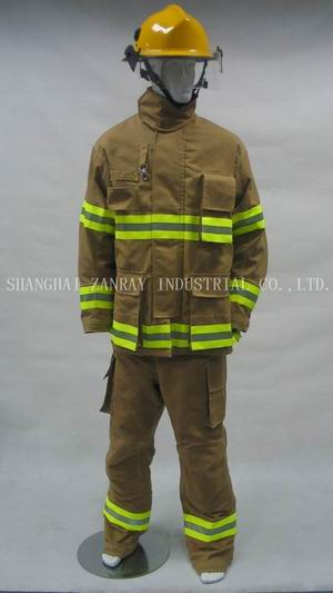 nfpa 1971 2007 fire fighting suit