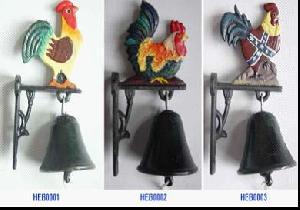 cast iron doorbell