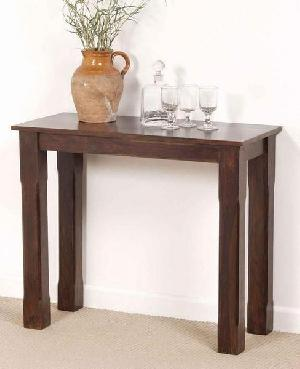 wooden console table manufacturer exporter coffee side dining