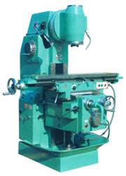 milling machine x5025 vertical knee