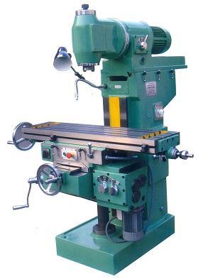 milling machine xj5626a vertical ram knee