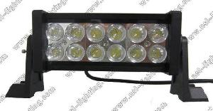36w Led Light Bar For Car Truck Atv Mining Boat Lighting 4wd Off Road 4x4 Lampr