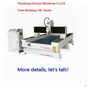 Cnc Machine For Carving In Stone Cc-s1325b