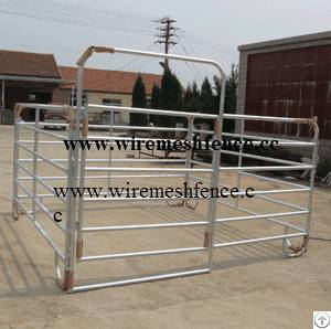 Corral Panel Round Pen Horse Farm Ranch Equipments Page