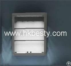 Wall Hanging Glass Cabinet / Wall Mounted Shadow Box