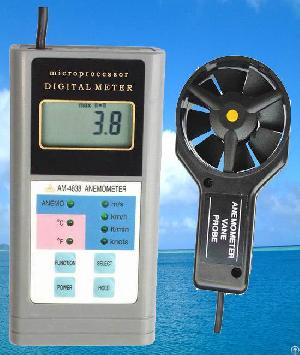 Digital Anemometer Am-4838