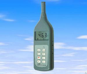 Digital Sound Level Meters Sl-5868p