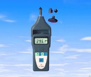 Portable Tachometer Dt-2858
