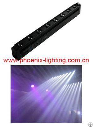 led stage light disco 8 15w scan beam phh033