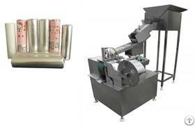jzj 40 wrapping paper machine effervescent tablet