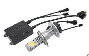 led car head light kit h4 50w