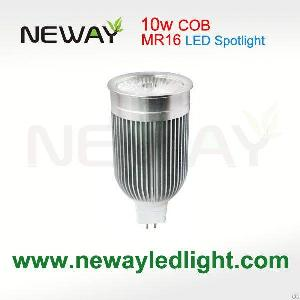 cob 10w mr16 led spots 800lm irect replacement halogen lamps embedded ceiling lamp