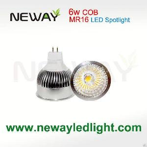 cob 6w mr16 led spotlight fixtures replacement halogen lamps embedded ceiling lamp