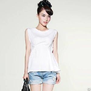 sleeveless women's dressy tops sky blue