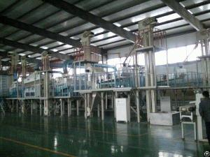 6fqmct buckwheat processing line