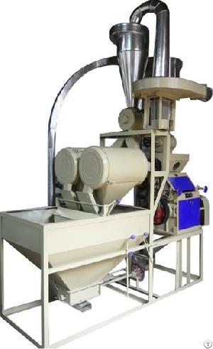 nf coarse grain milling