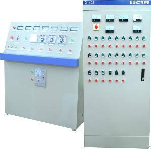 pdg plant control cabinet