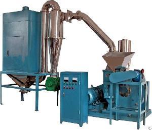 ymwf eco fine corn flour machine