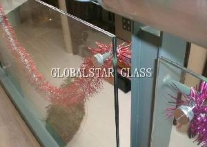 4 38mm 30mm laminated glass ce iso certificate