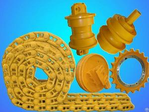 excavator bottom rollers dh280 3 r130 r150