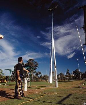 mast poles